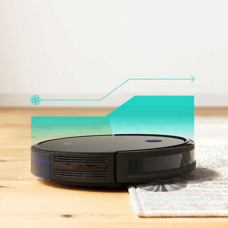 Eufy RoboVac 11S 智能吸塵機械人 [黑色]