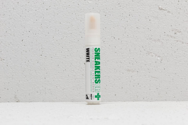SneakersER Premium Midsole Paint Pen 10mm (WHITE / 白色)