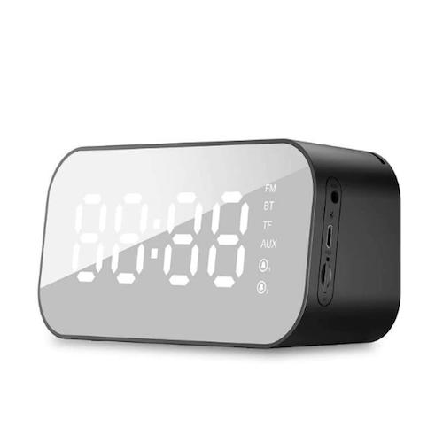 Havit MX701 LED 時鐘藍牙喇叭 (內置收音機) [4色]