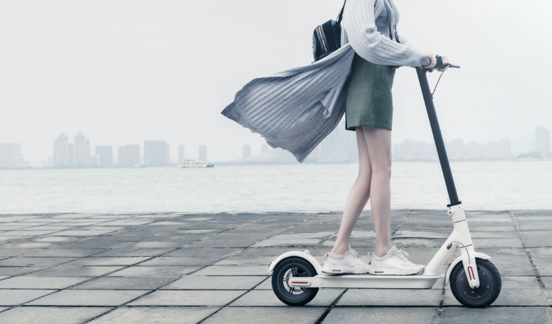 Xiaomi小米 米家電動滑板車(2色)