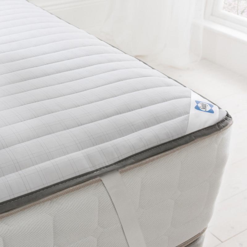 Sealy 絲漣 深睡平衡床褥保護套 [雙人]