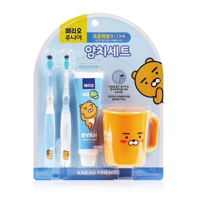 PERIOE Pinkfong /KaKao Friends 兒童牙刷 [3款]