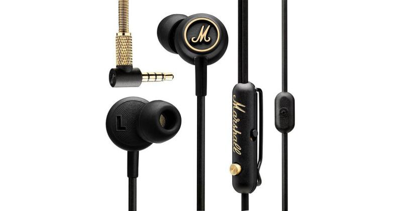 Marshall MODE EQ 可調音 智慧型耳道式耳機 【行貨保養】