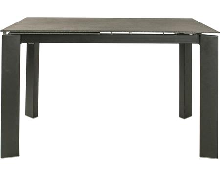 BISTRO 120cm 石面玻璃可伸延伸縮餐檯 (自然紋路)