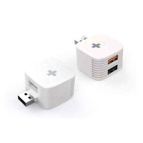 HyperCube 自動備份USB 充電插頭 ( Iphone/ Android可用 )