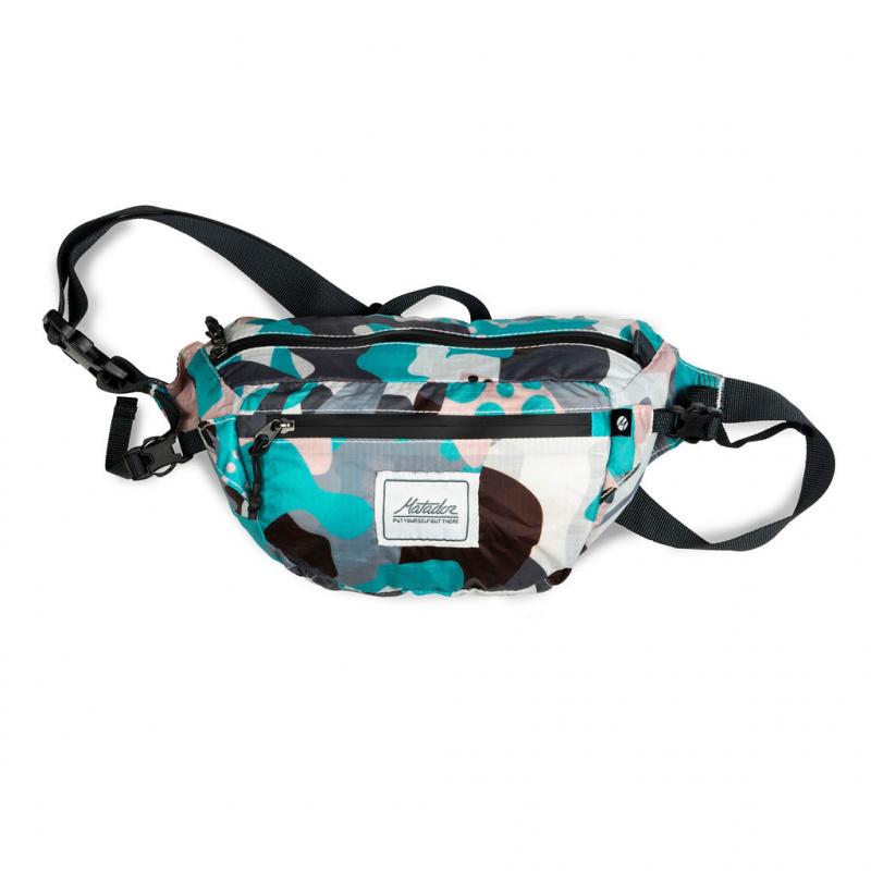 Matador Daylite Hip Pack 超輕便攜腰包 (印刷款2色)