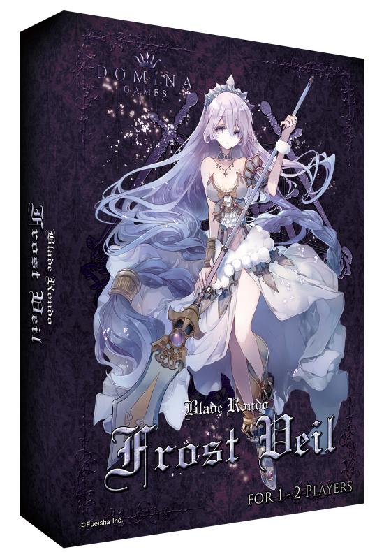 Blade Rondo - Frost Veil (ブレイドロンド フロストヴェール)