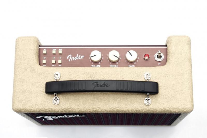 Fender The Indio 便攜藍牙喇叭