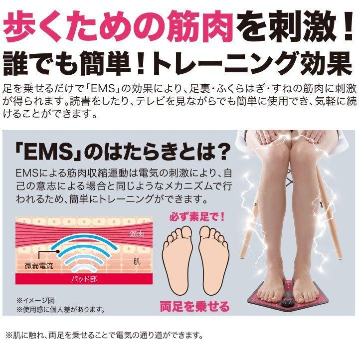 NEEDS LABO EMS腳底小腿按摩器