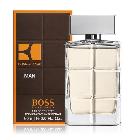 Hugo Boss Orange Men EDT 真橙自我男士淡香水60ml