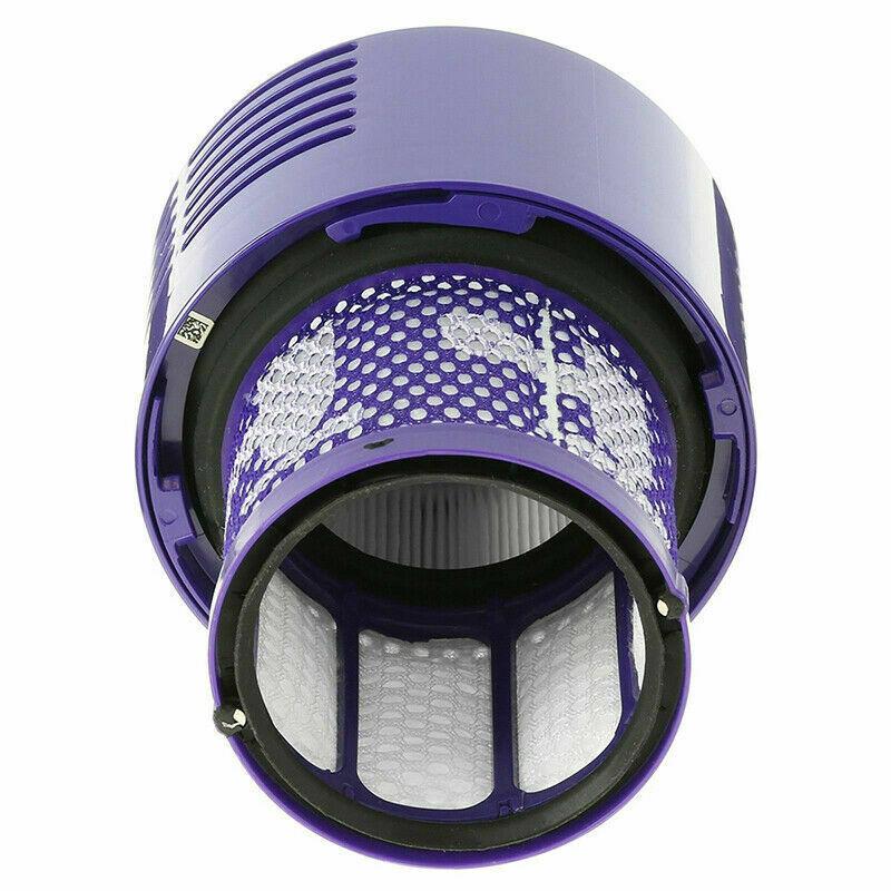 HT-後置HEPA 2合1代用濾網濾芯適用於V10 Animal Fluffy Absolute SV12無線吸塵機
