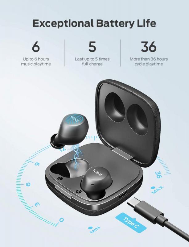 Tribit FlyBuds 真無線耳機