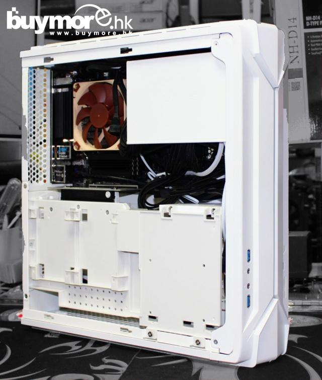 未來科技 Intel Core i7-9700K / ASROCK Z390 PHANTOM ITX / Corsair Vengeance16G / Samsung 970 EVO Plus 256G NVMe SSD /RTX2060 6G / SilverStone RVZ03 / Noctua NH-L9i