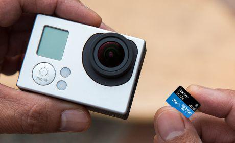 Lexar High-Performance【256GB】 633x microSDHC™/microSDXC™ UHS-I 記憶卡