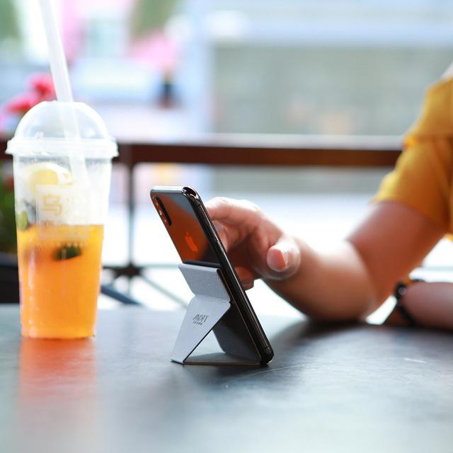 美國 Moft X 2合1 可摺式隱形手機支架