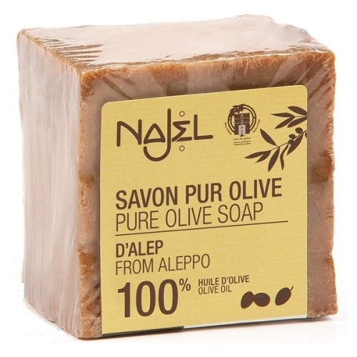 Najel 敘利亞天然手工古皂 (濕疹皂) 100%橄欖油
