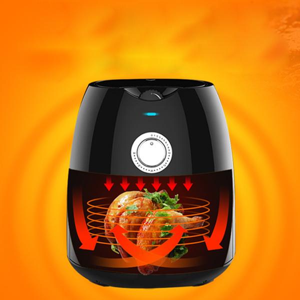 韓國JK空氣炸鍋家用大容量無油煙電炸鍋薯條機智能炸鍋