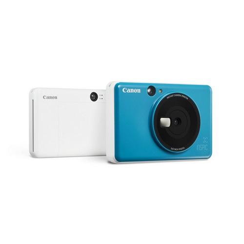 Canon iNSPiC (C) 即影即印相機(CV-123A)[3色] [送相機袋]