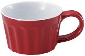 日本Couleure 240ml精美陶器湯杯 [5色]