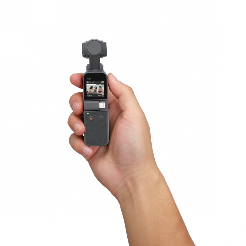 DJI Osmo Pocket 攝影機