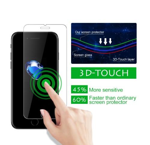 AOE - Apple iPhone 8 保護貼 買一送一Glass Pro+ 鋼化玻璃手機螢幕保護貼 Screen Protector