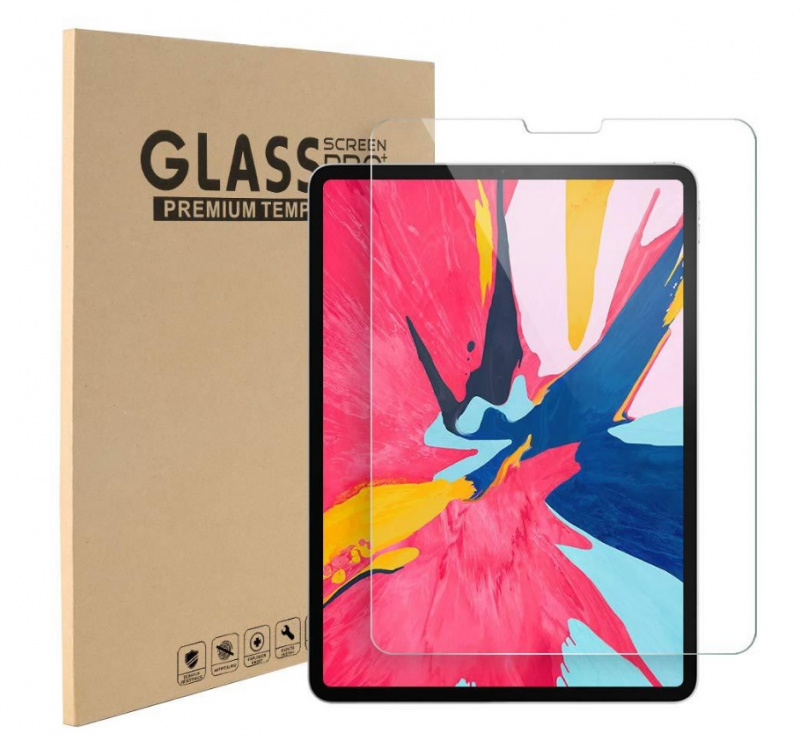 AOE iPad Air 3 平板電腦鋼化玻璃螢幕保護貼兩塊裝10.5吋