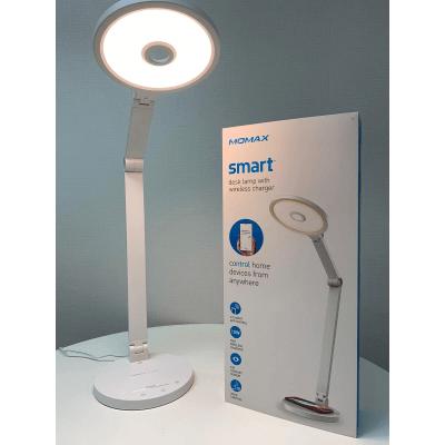 Momax Smart 智能護眼檯燈連無線充電 QL8