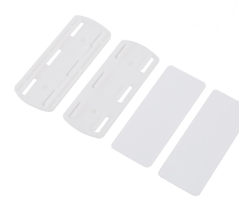 免鑽2X無痕貼固定架 拖板 路由器 紙巾盒