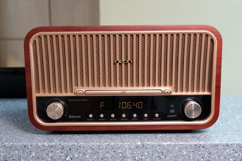 Neon MCB820 藍牙/CD/FM音響
