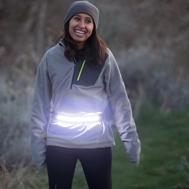美國One80 LED戶外露營180°強光照明防水頭燈/腰燈