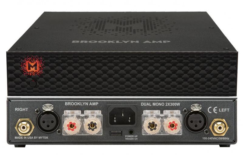 Mytek Digital Brooklyn AMP 後級放大器