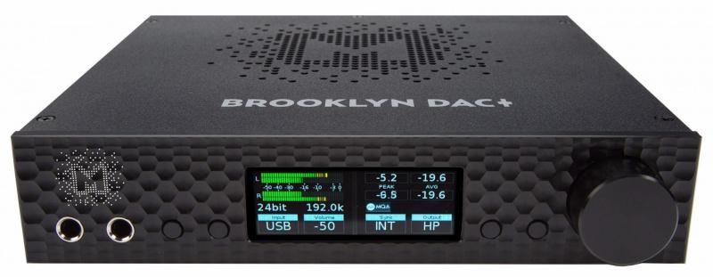 Mytek Digital Brooklyn DAC+ 座檯式解碼耳擴