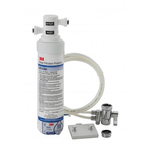 3M AP2-305濾水系統 (配DIY 自行安裝分流器)