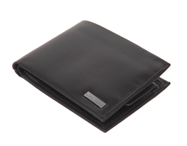 Calvin Klein Leather 銀包連精美禮盒 [3款]