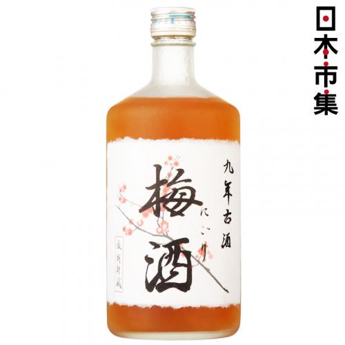 日版 菊水 9年古酒 果肉梅酒 720ml【市集世界 - 日本市集】