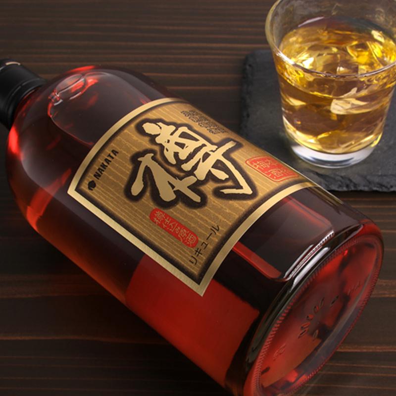 日版 中田【樽】紀州完熟梅酒 (禮盒裝) 720ml【市集世界 - 日本市集】