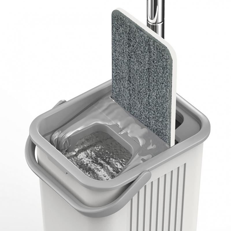 ecHome 全效清潔地拖套裝 (FM45)