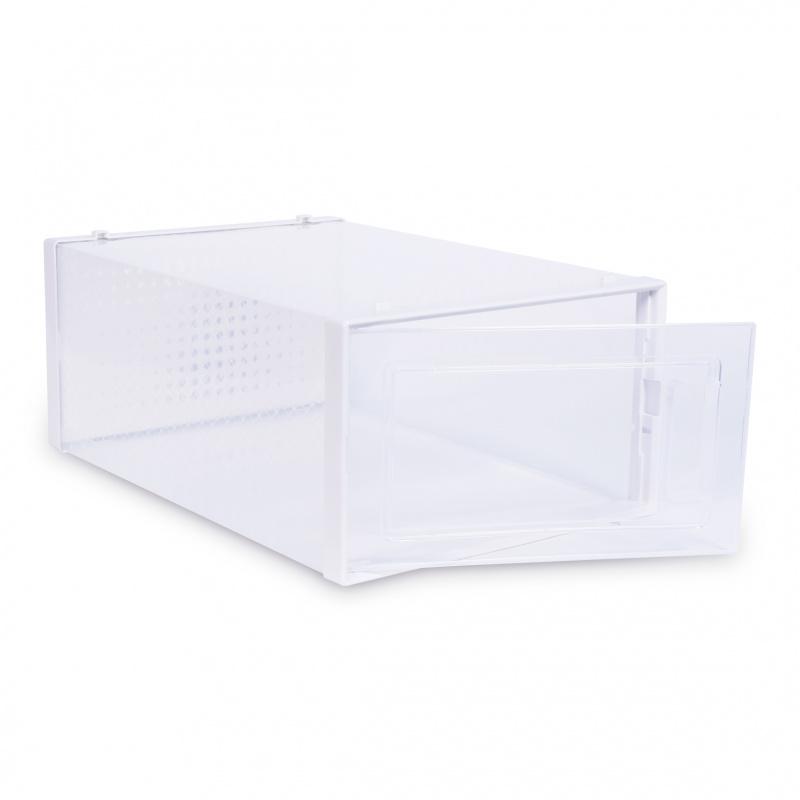 ecHome 摺合式鞋子收納盒 (PSB2333)