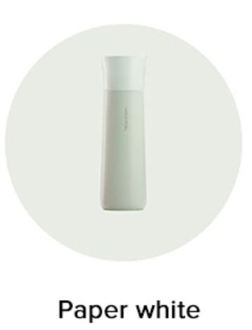 Mahaton Bottle 魚骨頭 - 自清潔水杯 UV-C LED滅菌 [BZ01801] [3色] Mahaton Bottle I Wireless Charging&Water Purification in One