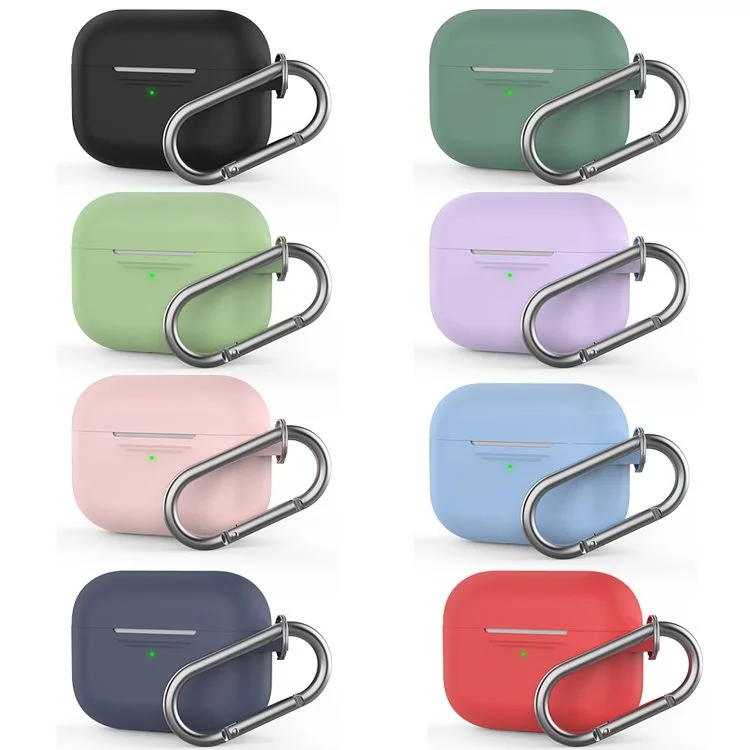 AHAStyle AirPods Pro 矽膠掛勾保護套 [多種顏色]