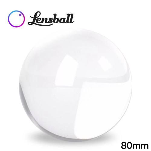 Lensball高透度攝影水晶球 [2尺寸]
