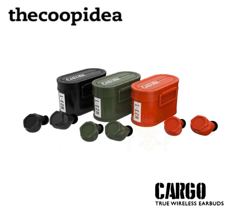 Thecoopidea CARGO 真無線藍牙5.0耳機