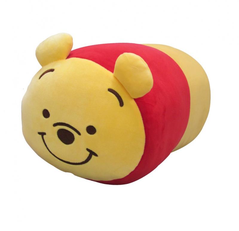 Disney-mickey toystory winnie the pooh毛絨抱枕