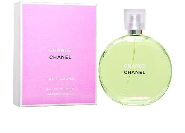 Chanel Chance Eau Fraiche Eau De Toilette 女士淡香水 [2容量]