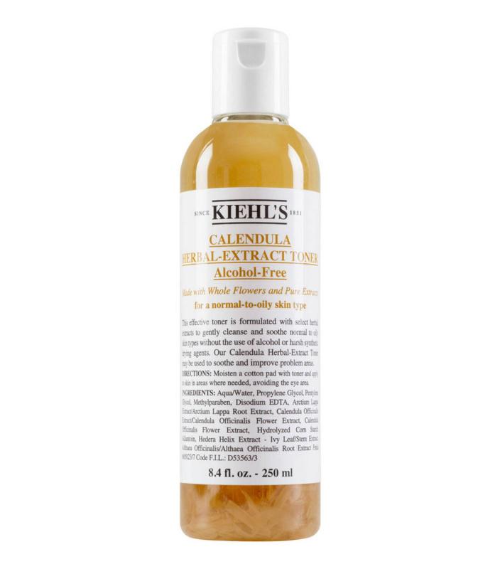 Kiehl's 科顏氏金盞花植物精華爽膚水 [2容量]