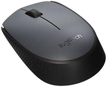 Logitech M170 無線滑鼠 [3色]