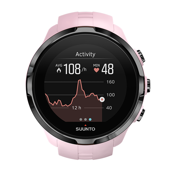 Suunto Spartan Sport Wrist HR 運動智能腕錶 [4色]