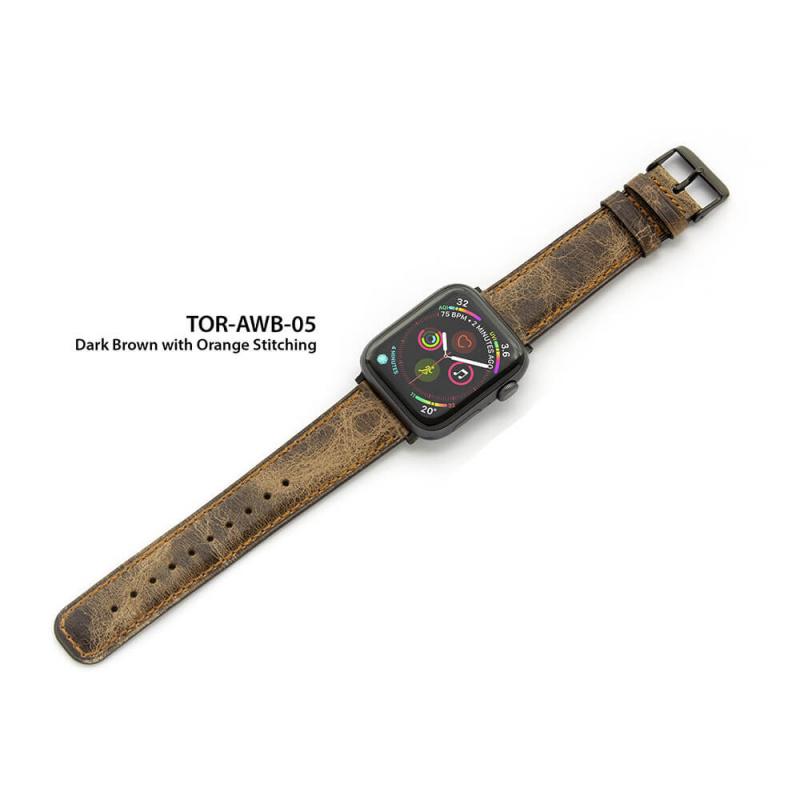 【香港行貨】Torrii - Leather Band for Apple Watch [38/40mm] [42/44mm] [8款]