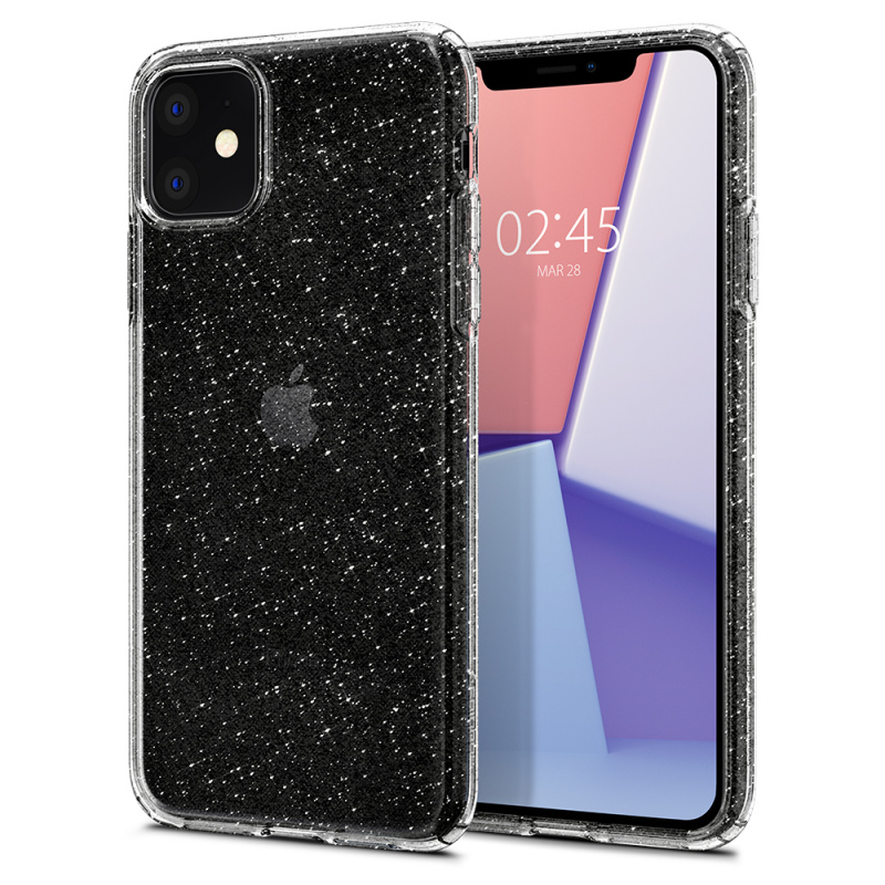 Spigen iPhone 11 Liquid Crystal Glitter Crystal Quartz 水晶保護殼