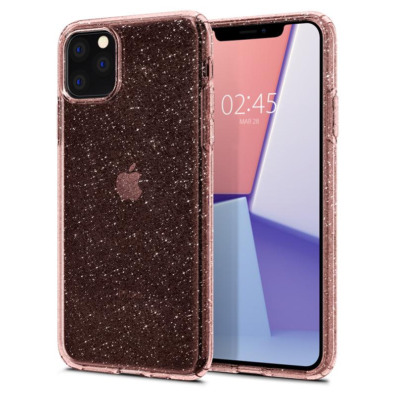 Spigen iPhone 11 Pro Max Liquid Crystal Glitter Crystal Quartz 水晶保護殼